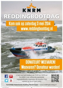 Reddingbootdag 3 mei