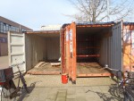 Lege containers